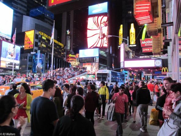 Times Square Partiers-6