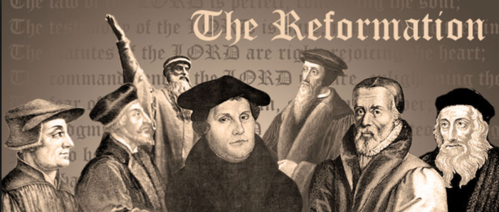 About Martin Luther..
