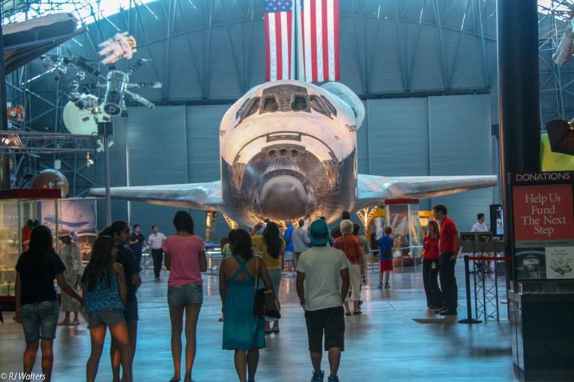 Celebrating the Shuttles