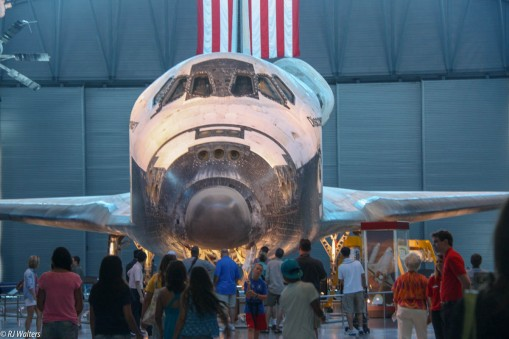 Space Shuttle Discovery-4