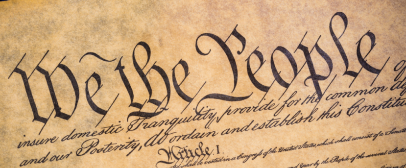 We The People…