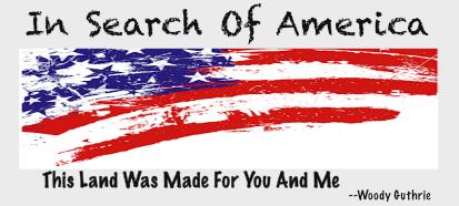 In Search Of The OriginalAmerica