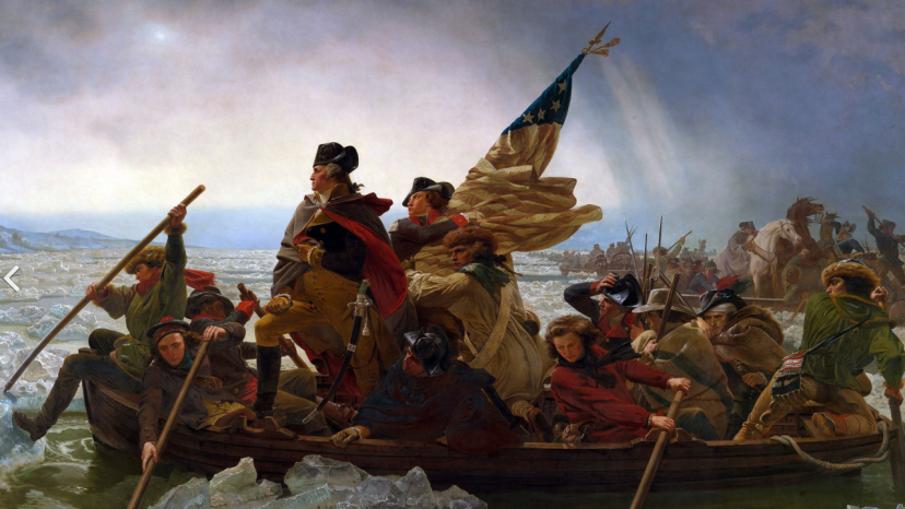 Crossing of theDelaware