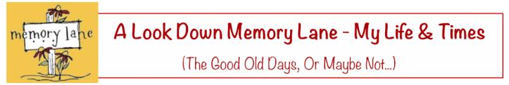 Banner Memory Lane