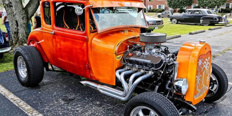 Elwood Car Show