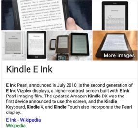 Kindle Reader – RJsCorner