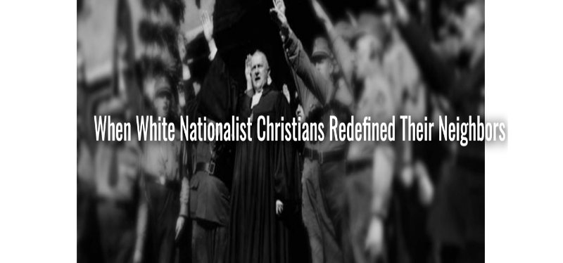 White Christian Nationalism — Not Secularism — Is DestroyingAmerica