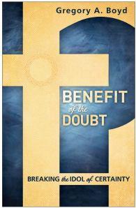 Greg Boyd Book on Doubt
